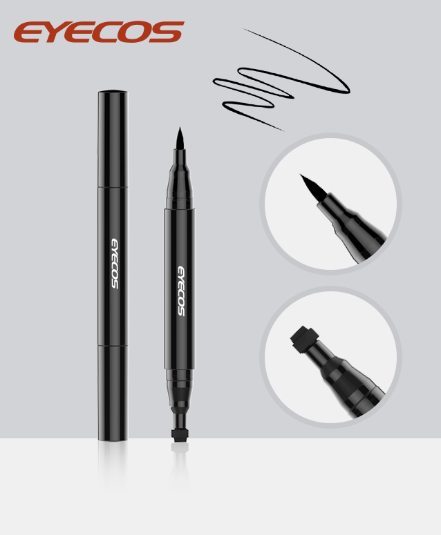 Charming Eyes Stamp Liquid Eyeliner Pencil
