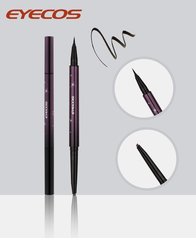 Double-ended Define Eyebrow & Eyeliner Pencil