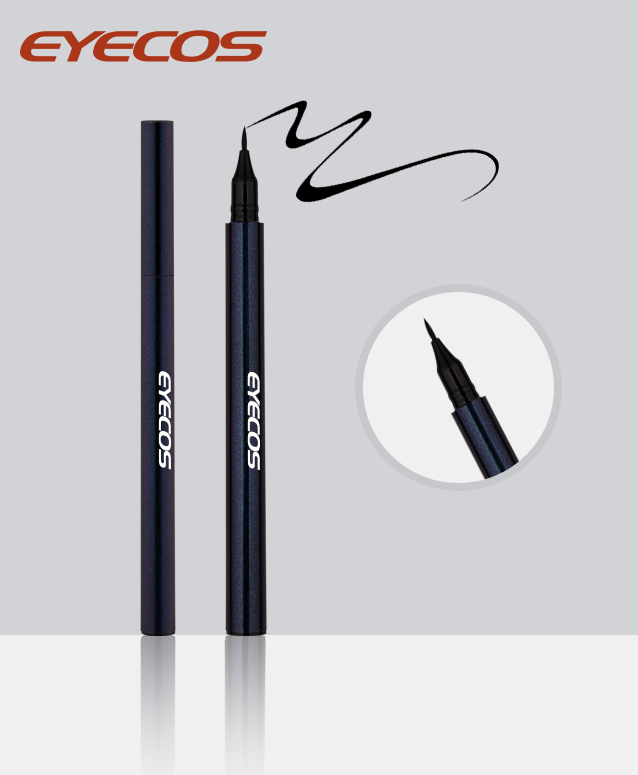 Super Black & Quick Dry Liquid Fiber Tip Eyeliner